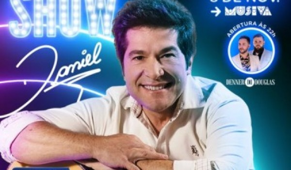 Show Daniel em Cuiabá